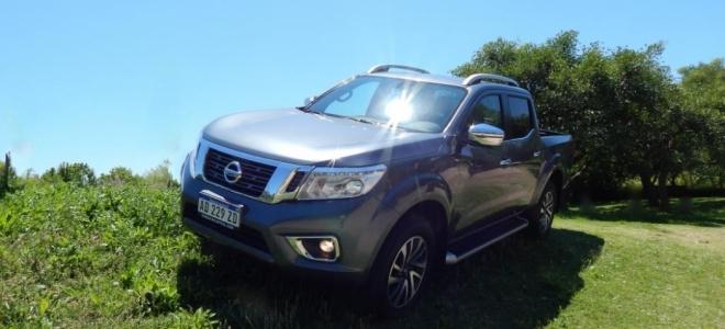 Nissan Frontier, a prueba. Pickup mediana, hecha en la Argentina, de nivel mundial con motor TD de 190 CV