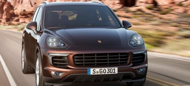 Lanzamiento. Porsche presenta en la Argentina el renovado SUV Grande Cayenne, en las veriones S y V6. Mirá el Video