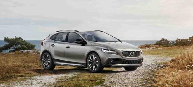 Lanzamiento. Volvo ofrece en nuestro mercado el rediseño del V40 Cross Country, con motor de 190 caballos