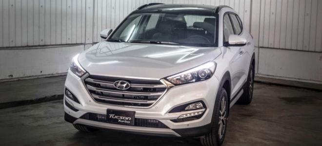 Lanzamiento. Hyundai presenta la nueva versión Turbo de la SUV Tucson, con motor turbo, que entrega 177 caballos