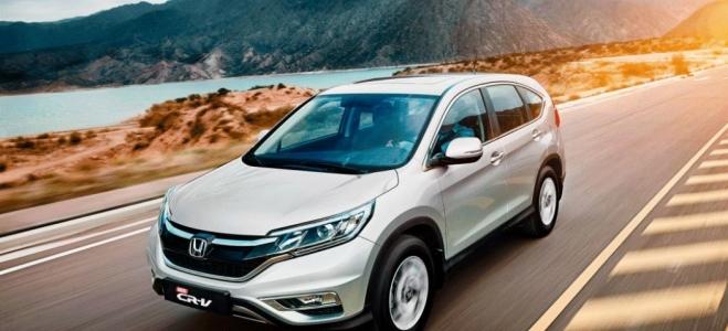 Lanzamiento. Honda presenta en la Argentina el renovado CR-V, el SUV mediano con tracción 4x2. Video
