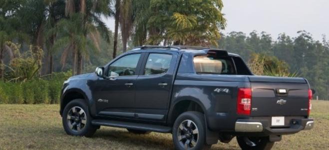 Lanzamiento. Chevrolet presenta en la Argentina una serie especial de la pickup denominada S10 100 Años, con motor TD de 200 CV
