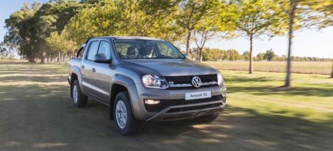 Lanzamiento. Volkswagen presenta en nuestro mercado la pickup Amarok V6 Confortline, con motor TD con 224 caballos de fuerza