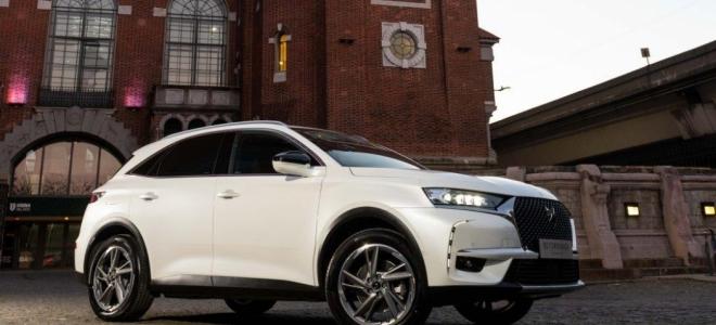 Lanzamiento. DS Automobiles Argentina presenta la variante híbrida enchufable DS 7 Crossback E-Tense 300 4x4