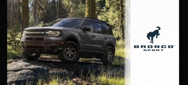 Pre Lanzamiento. Ford Argentina realiza el pre lanzamiento de la SUV Bronco Sport, con dos versiones de motor naftero de 175 y 240 CV