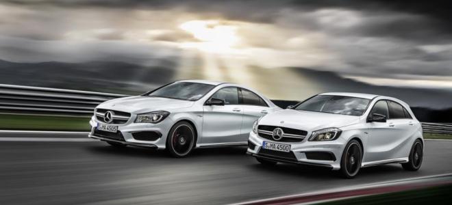 Lanzamiento. Mercedes-Benz presenta en nuestro mercado los nuevos A 45 AMG y CLA 45 AMG