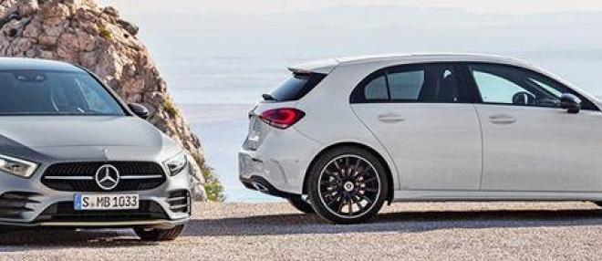 Lanzamiento. Mercedes-Benz presenta en la Argentina la nueva generación del Clase A, con motores nafteros de 163 y 224 CV