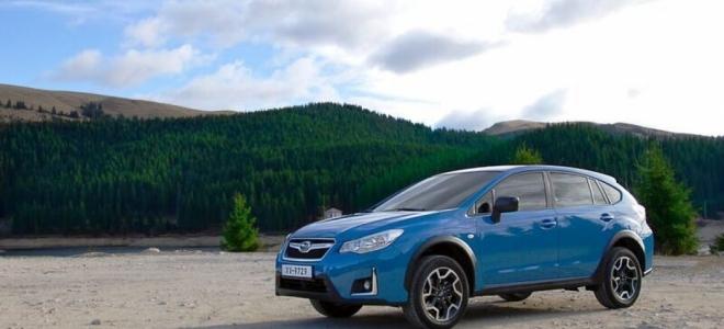 Lanzamiento. Subaru ofrece en la Argentina el nuevo XV, un crossover con novedades de equipamiento y tracción total