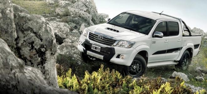 Lanzamiento. Toyota presentó una versión limitada a 1500 unidades, denominada Hilux Limited