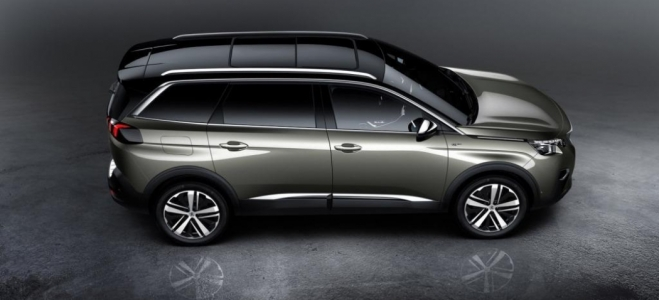 Lanzamiento. Peugeot presenta en la Argentina la segunda generación del 5008, un SUV mediano con motores naftero y turbodiesel