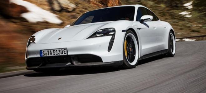 Lanzamiento. Porsche Argentina ya ofrece en nuestro mercado el Taycan Turbo S, auto ciento por ciento eléctrico