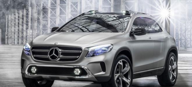 Lanzamiento. Mercedes-Benz Argentina presentó la flamante Clase GLA, con dos motores. Video