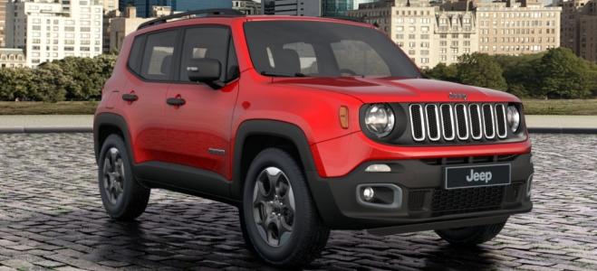 Lanzamiento. Jeep incorpora tres nuevas versiones de la SUV Renegade, con caja manual y AT, tracción 4x2 y alto equipamiento