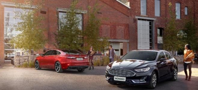 Lanzamiento. Ford presenta en la Argentina la renovación del Mondeo, con detalles de diseño interior y exterior, y motor naftero de 240 CV