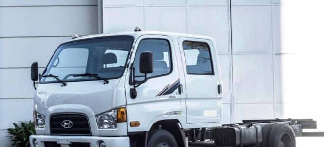Lanzamiento. Hyundai Motor Argentina comenzó la comercialización del nuevo camión liviano HD65