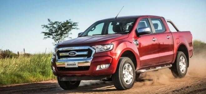 Lanzamiento. Ford Argentina presenta la renovada pickup Ranger, con motor Puma de 200 Caballos