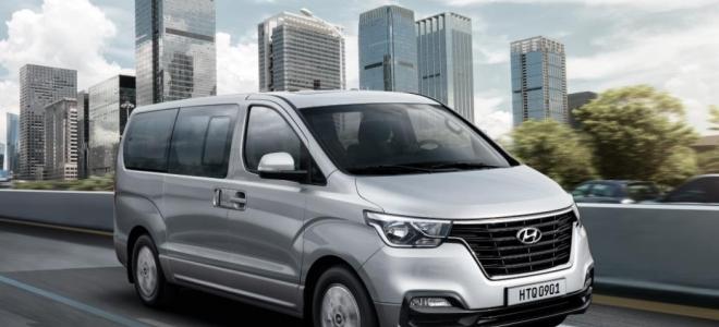 Lanzamiento. Hyundai presenta en la Argentina la nueva H1 2019, un multipropósito de 12 asientos con motores TD de 136 y 170 CV