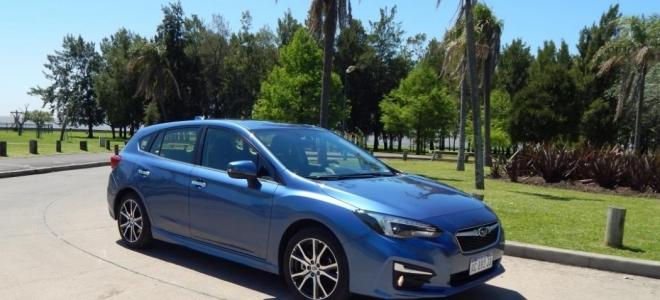Subaru Impreza, a prueba. Cambio generacional al refinamiento, con un comportamiento sobresaliente, muy buen equipo y gran tecnología
