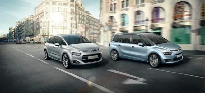Lanzamiento. Citroën Argentina presenta novedades en la renovada gama del C4 Picasso y Grand C4 Picasso