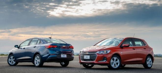Lanzamiento. Se presenta en nuestro mercado la versión tope de gama Chevrolet Onix Premier, con motor de 1 litro turbo