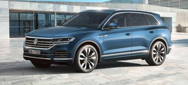 Lanzamiento. Volkswagen Argentina ofrece la tercera generación del SUV Touareg, con motor TD de 258 CV