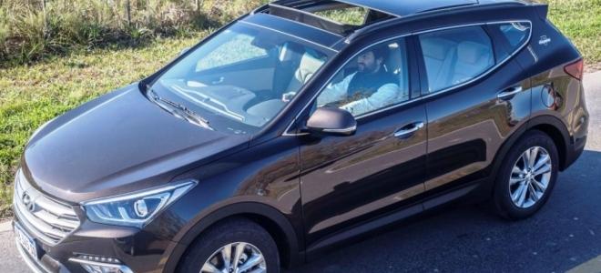 Lanzamiento. Hyundai Argentina realizó la presentación de la edición limitada del SUV Santa Fe, denominada Chapelco