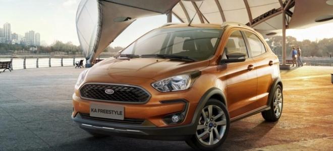 Lanzamiento. Ford agrega dos nuevas versiones del Ka Freestyle, que se pueden elegir con caja manual o AT