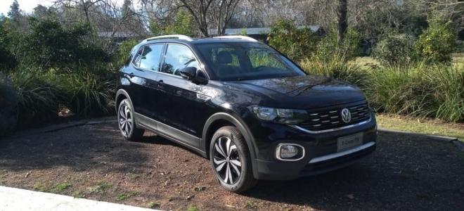 Volkswagen Argentina realizó la presentación oficial del T-Cross Turbo, con el motor de 1 litro con 116 vivaces CV y 200 Nm de torque