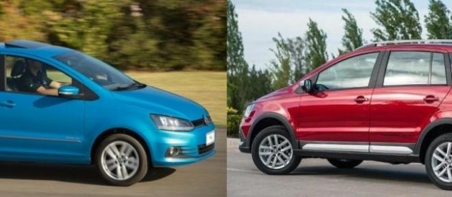 Volkswagen Fox y Suran modifican la composición de la gama y agregan equipamiento de confort y tecnología