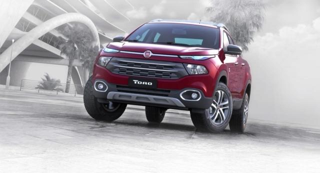 Fiat lanzó la flamante pickup Toro en Brasil, que llegará este año a nuestro mercado. Mirá el video