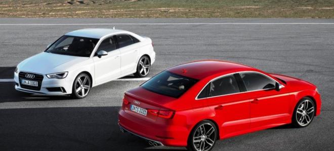 Audi Argentina presentó oficialmente el A3 Sedán, un naftero de 122 caballos, con caja S-Tronic, de 7 velocidades