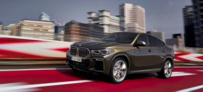 Lanzamiento. BMW Argentina presenta el renovado SAV X6, con novedades de equipo y motor de 340 CV