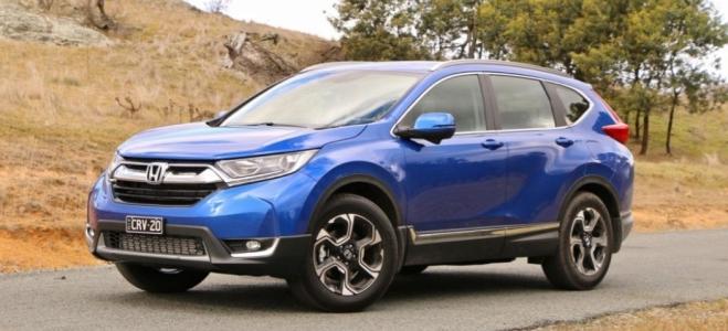 Lanzamiento. Honda trae a la Argentina la quinta generación de la CR-V, con mejor equipamiento y tecnología, con nuevo motor de 190 CV