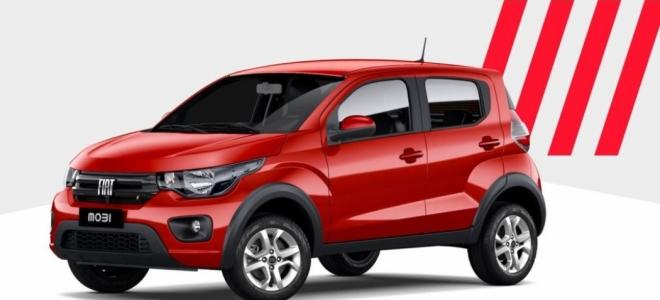 Lanzamiento. Fiat presenta la versión Like del Mobi, con buen equipamiento y el mismo motor naftero de 70 CV de potencia