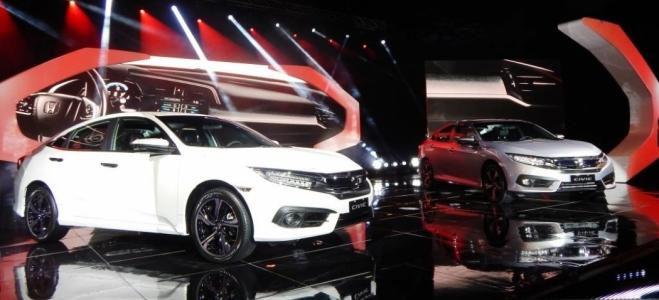 Lanzamiento. Honda Argentina presenta la 10a generación del Civic, que ofrece un nuevo motor, que debuta en América Latina. Video