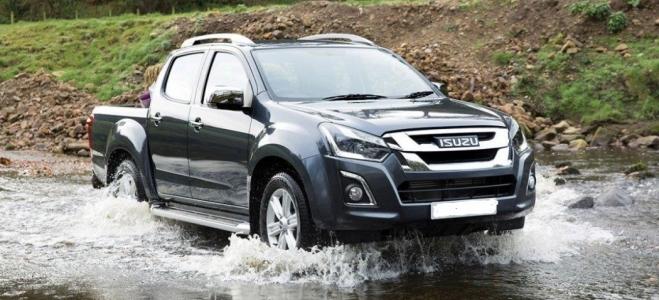 Lanzamiento. Isuzu ofrece en la Argentina la flamante pickup mediana D-Max, con motor de 177 CV y caja manual o automática
