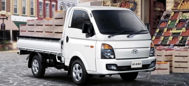 Lanzamiento. Hyundai Argentina presenta el nuevo H100, el utilitario compacto, en dos versiones con motor naftero de 130 CV