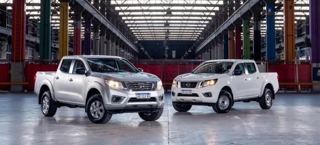 Lanzamiento. Nissan Argentina presenta las versiones de entrada a la gama de la pickup Frontier, denominadas S y SE