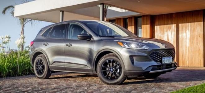 Lanzamiento. Ford presenta en la Argentina el SUV Kuga Híbrido, con motor combinado de 203 caballos