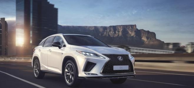 Lanzamiento. Lexus presenta en la Argentina los crossover premiun 350 F-Sport, 450h F-Sport y 450h Luxury