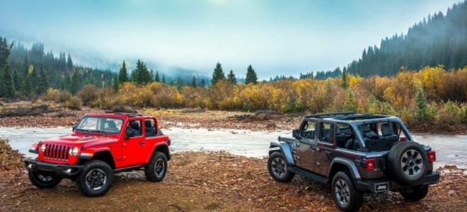Lanzamiento. Jeep presenta en la Argentina la nueva generación del Wrangler, con motor naftero de 285 CV