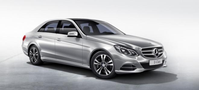 Mercedes-Benz lanza el nuevo Clase E Blindado, que denomina E 500 Guard