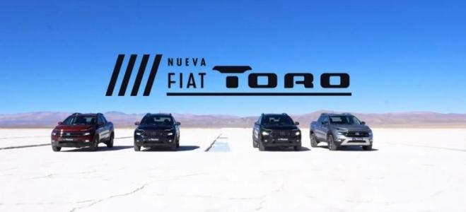 Lanzamiento. Fiat presenta la nueva Toro, pickup compacta, que llega con más tecnología y agrega un nuevo motor turbonaftero