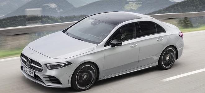 Lanzamiento. Mercedes-Benz presenta en la Argentina el Clase A Sedán, con opciones de motores de 163 CV y 224 CV