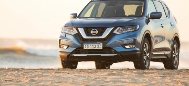 Lanzamientos. Nissan Argentina presenta el rediseño de la X-Trail, el SUV compacto con novedades de equipamiento y el mismo motor de 171 CV