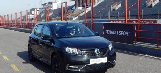 Lanzamiento. Renault Argentina presenta la gama deportiva del Sandero en versiones RS y GT Line
