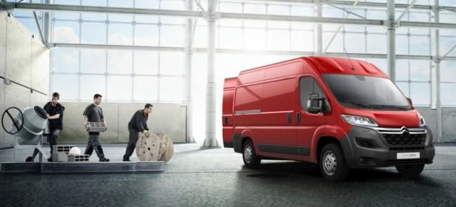 Lanzamiento. Citroën comenzó la comercialización en la  Argentina del nuevo utilitario liviano Jumper en cuatro versiones