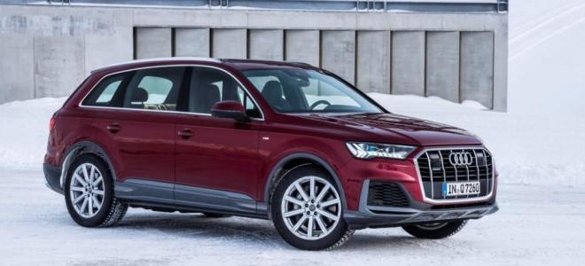 Lanzamiento. Audi Argentina presenta el SUV Q7, con motor diesel, de 295 CV, o naftero, de 340 CV, y alta tecnología