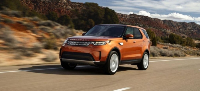 Lanzamiento. Land Rover acaba de lanzar en la Argentina la nueva generación de la Discovery, SUV Grande, con motor naftero y diesel