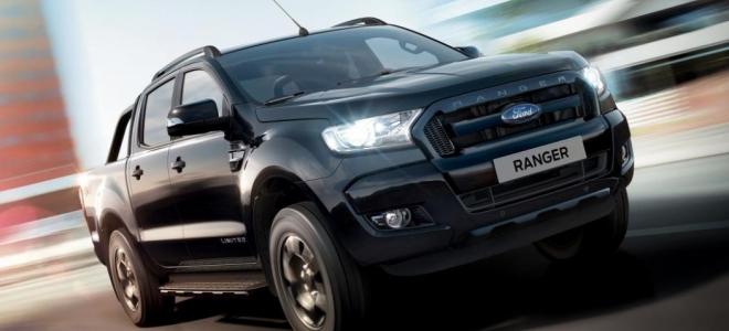 Lanzamiento. Ford Argentina ofrece en nuestro mercado La versión Black Edition de la pickup Ranger, con el motor de 200 CV y retoque de diseño